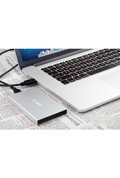 Buyfun PC / Mac Siyah 500GB İçin Taşınabilir Harici Sabit Disk (Yurt Dışından)