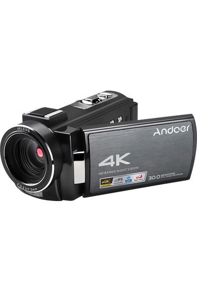 Andoer HDr-Ae8 4K Wifi Dijital Video Kamera (Yurt Dışından)
