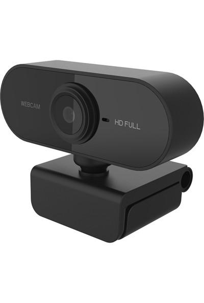 Buyfun 1080P 2MP HD Webcam 30FPS Kamera Gürültü Azaltma Mikrofon (Yurt Dışından)