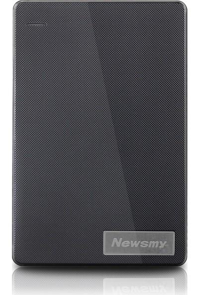 """Newsmy USB3.0 Mobil Sabit Disk 2.5"""" Dosya Veri Yedekleme (Yurt Dışından)"""