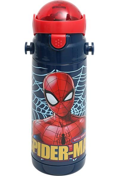 Spiderman 44037 Spıderman 304 Çelik Matara Salto Great Power
