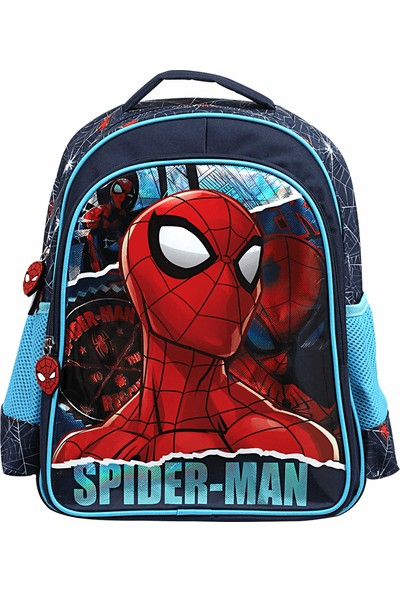 Spiderman 5262 Spıderman İlkokul Çantası Due Torn