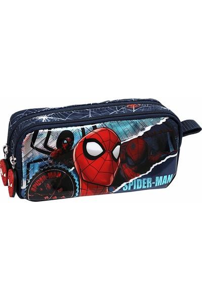Spiderman 5263 Spıderman Kalem Çantası (Kalemlik) Due Torn