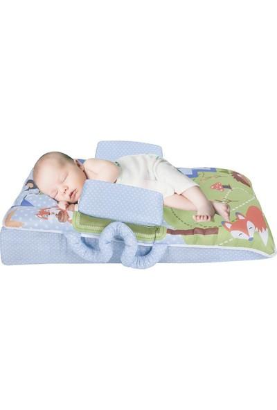 Sevi Bebe Bebek Reflü Yatağı 73