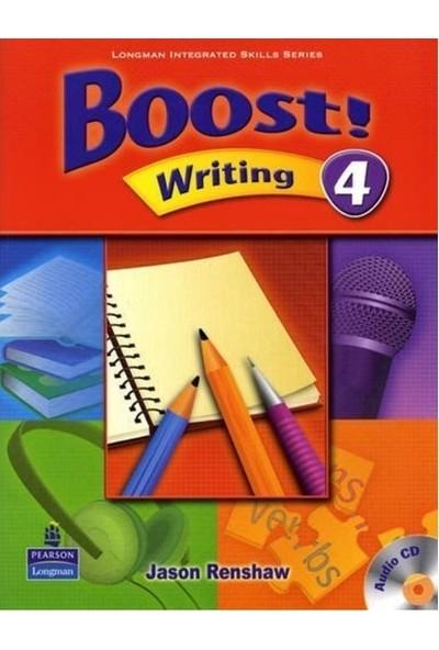 Boost! Writing 4