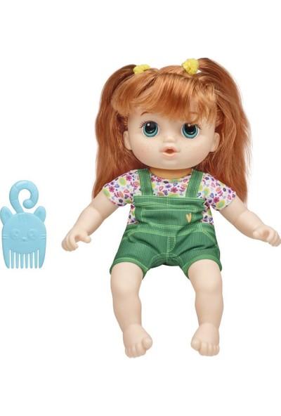 Hasbro Baby Alive Minik Bebeğim Little Eva E8407-E8413