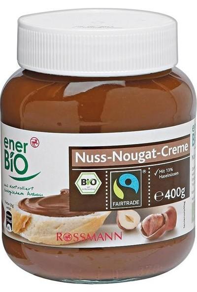 Enerbio Organik Çikolata Fındık Kreması 400 gr