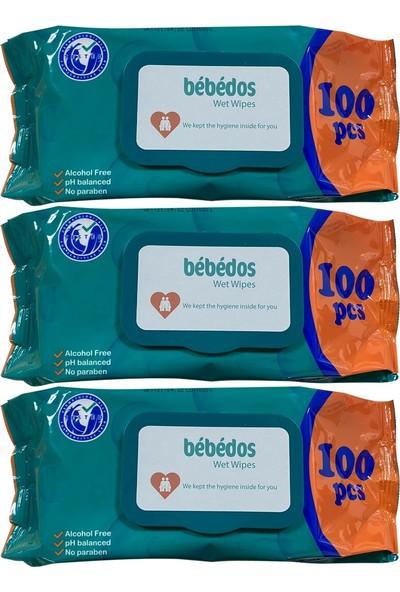 Bebedos Sensitive Islak Mendil 300'LÜ
