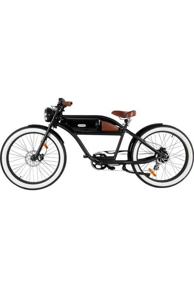 Mıchael Blast T4B Greaser Electric Bike Retro Style