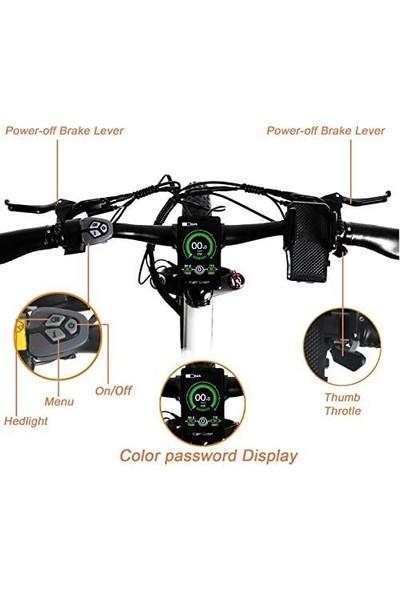 W Wallke X3 Por Elektrikli Bisiklet 48V14AH