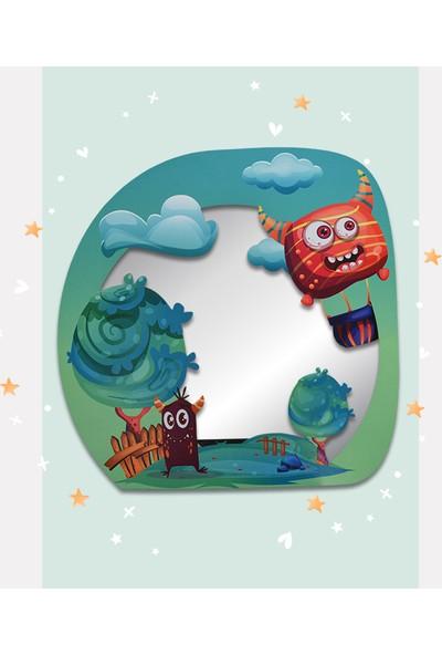 Popcorn Kids Monster Ayna
