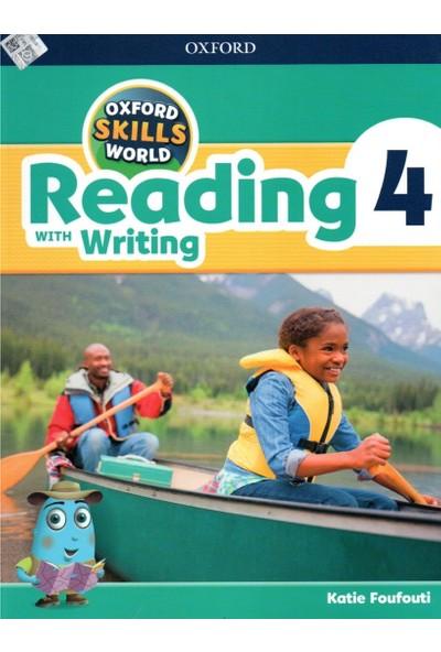 Oxford Skills Reading Wıth Writing 4