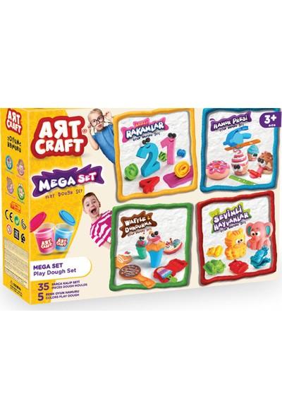 Artcraft Mega Hamur Set