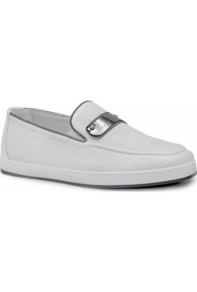 Gedikpaşalı Erkek Togga Tgg 1909 Beyaz Casual Ayakkabı
