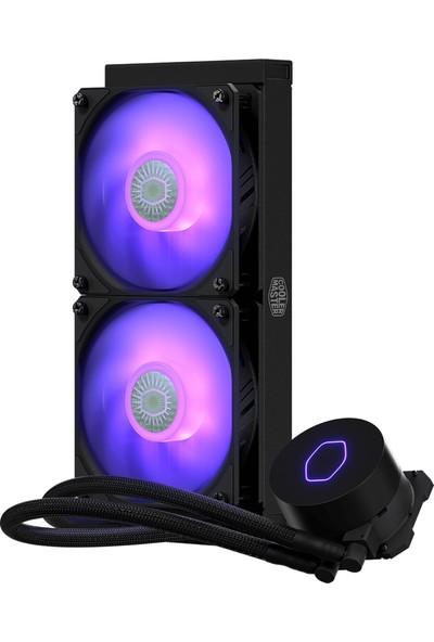 Cooler Master Masterlıquıd ML240L V2 RGB LED Fanlı Sıvı Soğutma Kiti (Intel&AM4 Destekli)