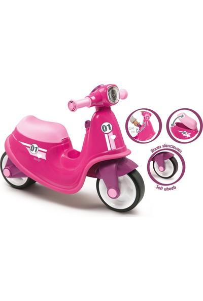 Smoby Scooter Motor Pembe 721002