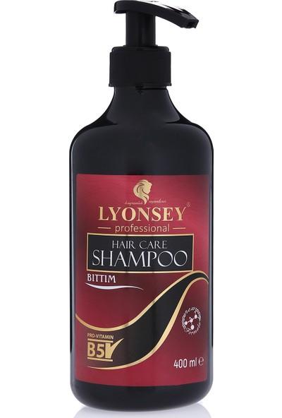 Lyonsey Bıttım Özlü Şampuan 400 ml + Keratin Komplex Saç Maskesi 500 ml