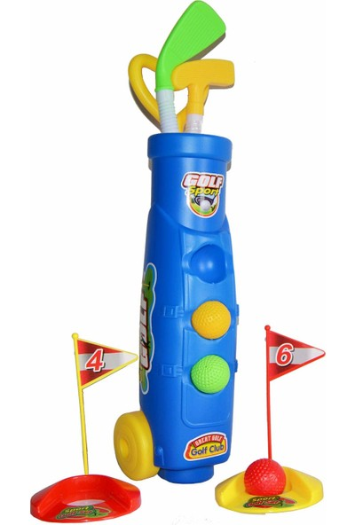 Happy Toys Golf Oyun Seti