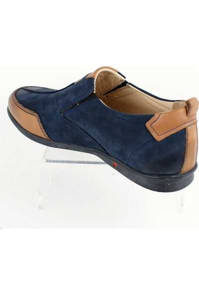 King Paolo 7781 Deri Ortopedi Erkek Ayakkabı
