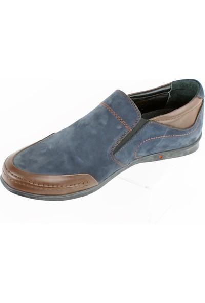 King Paolo 8143 Deri Ortopedi Erkek Ayakkabı