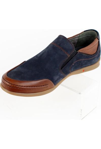 King Paolo 8146 Deri Ortopedi Erkek Ayakkabı