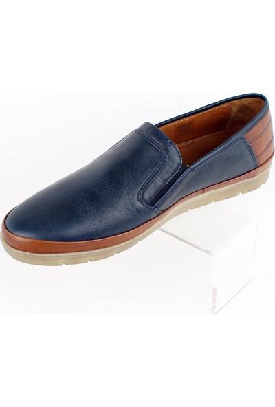 King Paolo 8386 Deri Ortopedi Erkek Ayakkabı
