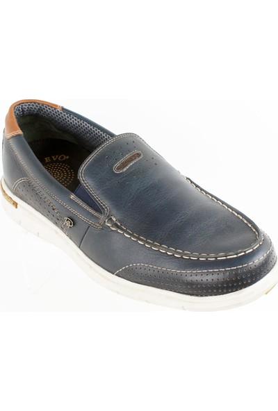 King Paolo 8850 Deri Ortopedi Erkek Ayakkabı
