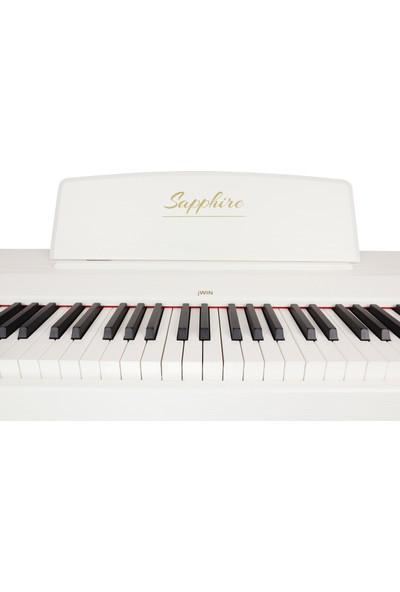 Jwin Sapphire SDP-100W Dijital Piyano-Beyaz