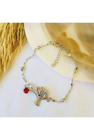 Pearl Beads Mineli Bileklik