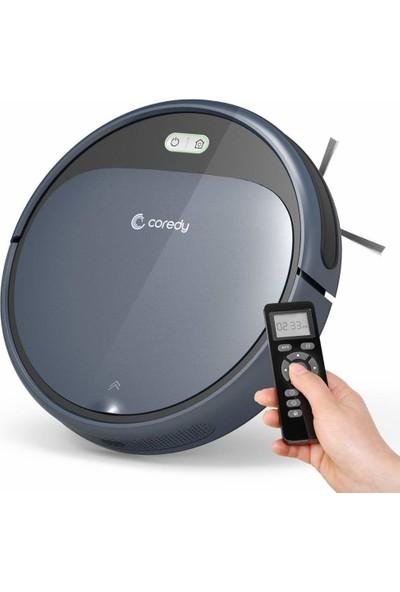 Coredy R300 Robot Süpürge Kolay Program Temizleme