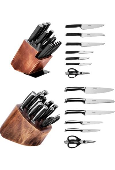 Schafer Solide 13 Parça Bıçak Seti