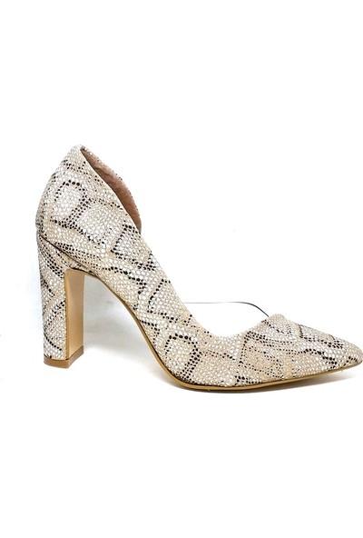 Shop And Shoes 052-134 Kadın Ayakkabı