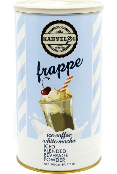 Kahvelog Frappe Ice White Mocha