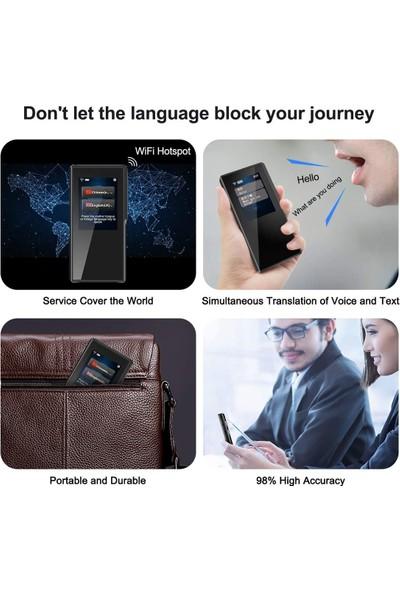 Duteri Akıllı Tercüme Cihazı 70 Dil
