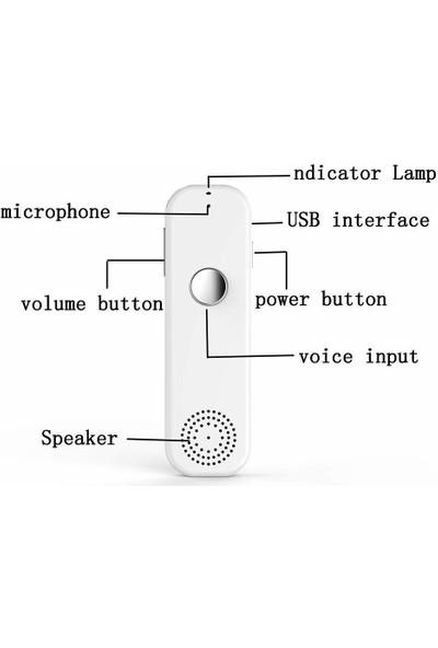 Tt Easy Akıllı Tercuman Cihazı Beyaz