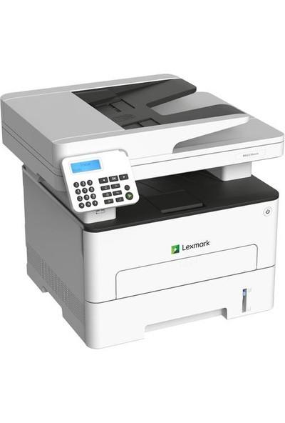 Lexmark MB2236ADW Fotokopi Tarama Fax Dubleks Wifi Monochrome Çok Fonksiyonlu Lazer Yazıcı + Lexmark B22500 Toner 3000 Sayfa Siyah