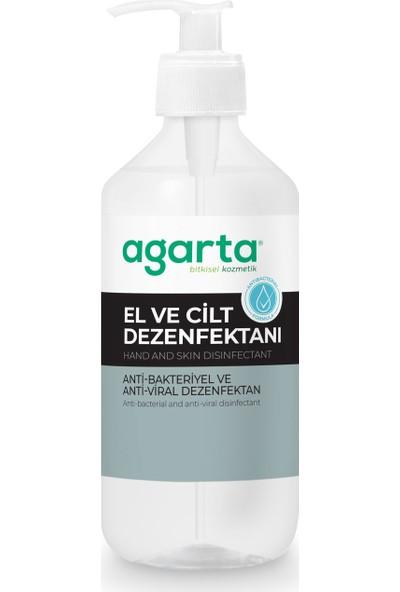 Agarta Alkollü El ve Cilt Dezenfektanı 400 ml