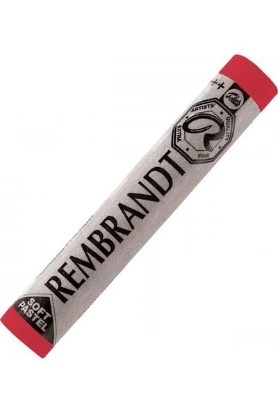 Rembrandt Soft Pastel Tekli Yedek Renk 371-5 Permanent Red Deep