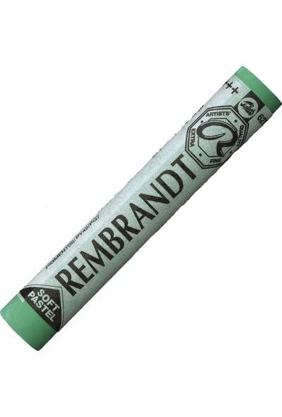 Rembrandt Soft Pastel Tekli Yedek Renk 627-8 Cinnabar Green Deep