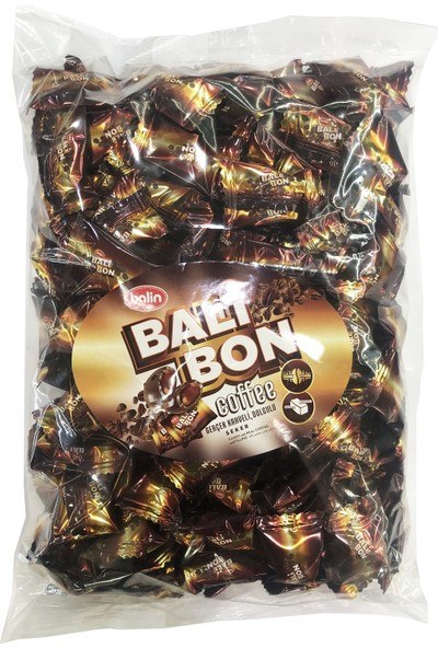 Balin Balibon Kahveli Şeker 1 kg