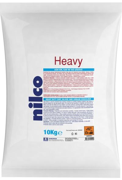 Nilco Heavy 10 kg Ağır Kir, Kan ve Yağ Çözücü
