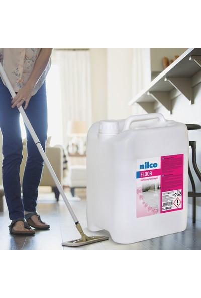Nilco Floor 5 lt Parfümlü Sert Zemin Temizleme Ürünü
