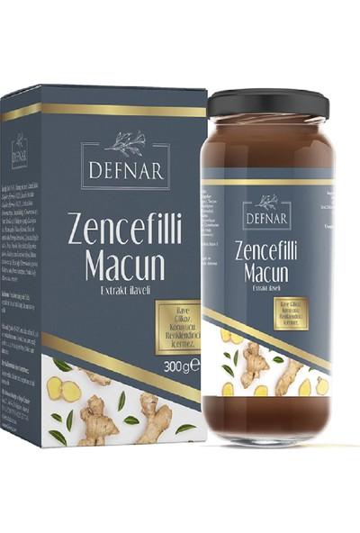 Defnar Zencefilli Macun 300 gr
