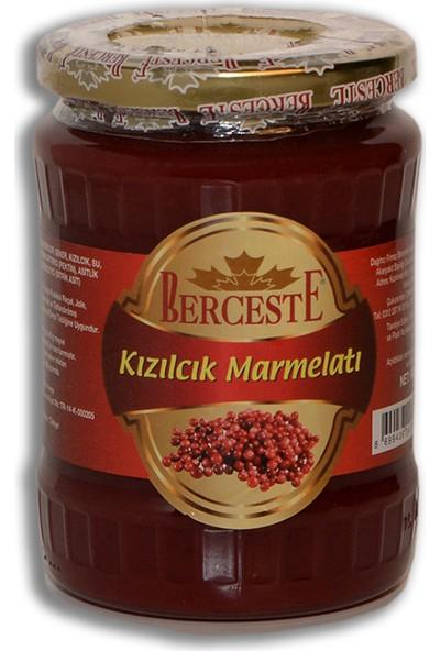 Berceste Kızılcık Marmelatı 720 gr