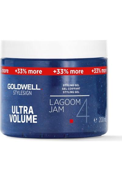 Goldwell Ultra Volume Lagoom Jam Hacim Jölesi 200 ml