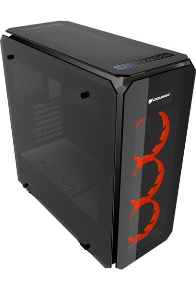 Cougar Puritas CGR-5GMUB-RGB LED Fanlı ATX Bilgisayar Kasa