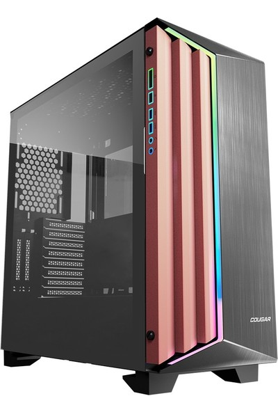 Cougar CGR-58M3O-S Dark Blader-s E-ATX Bilgisayar Kasa