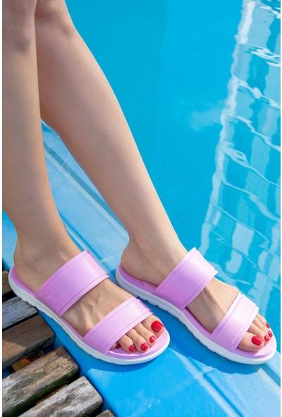 Fox Shoes Lila Kadın Terlik H350023509