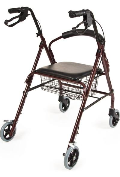 Comfort Plus KY9144L Rolatör Tekerlekli Yürüteç