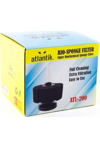 Atlantik ATL-200 Pipo Filtre